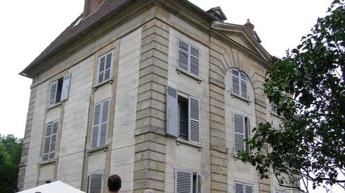 Le Pavillon Mansart, 1645