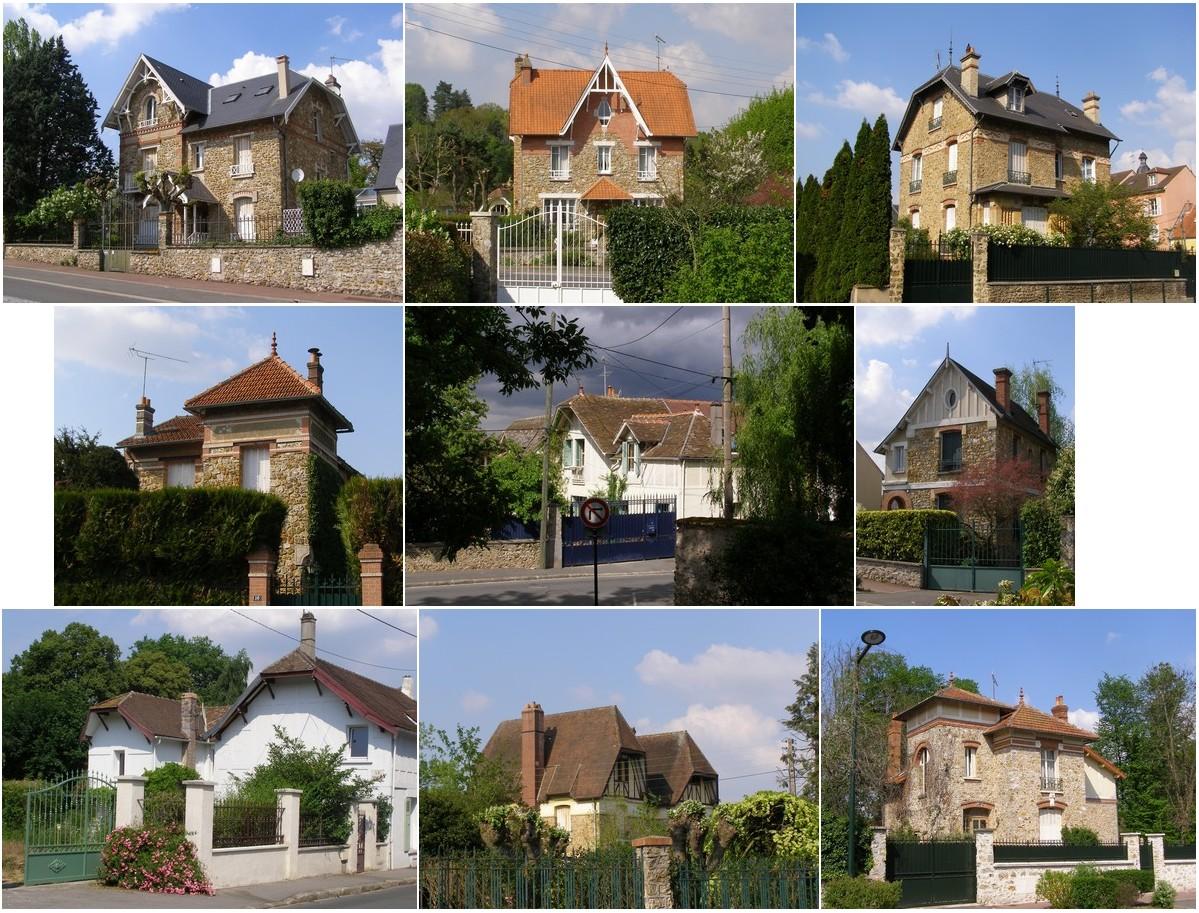 quelques belles villas