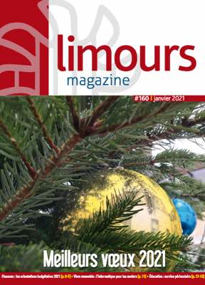 Couverture Limours Magazine