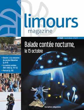 Couverture Limours Magazine